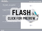 denver style site graphic designs flash intro template audio music mp3 cd payer