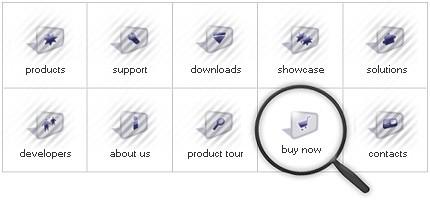 Icon Set Template 8056 Screenshots