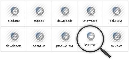 Icon Set Template 8080 Screenshots