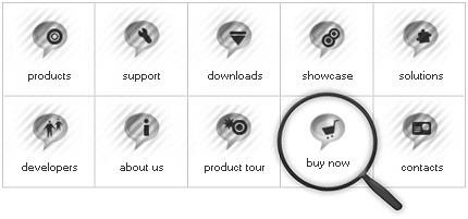 Icon Set Template 8094 Screenshots