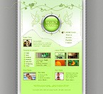 Flash: Web Design Web Design ArtWorks Flash Site Most Popular St. Patrick Green Templates