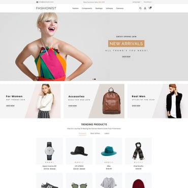 Купить  пофессиональные OpenCart шаблоны. Купить шаблон #80002 и создать сайт.