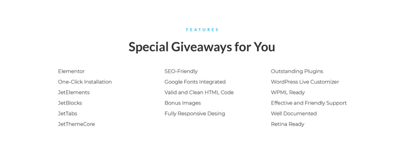 Your Business WordPress Theme - Features Image 7