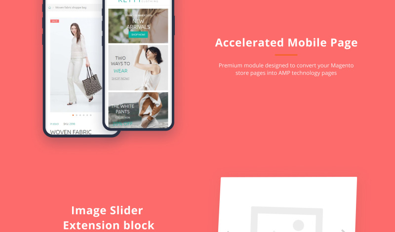 Ketty - Fashion Store Magento Theme - Features Image 5