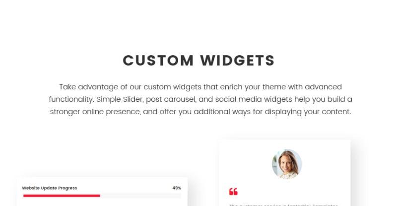 Spello - Language School WordPress Theme - Features Image 13