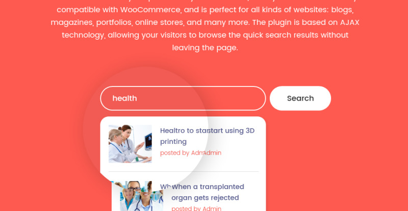 Private Family Doctor WordPress Theme - Features Image 11