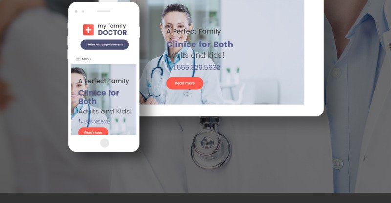 Private Family Doctor WordPress Theme - Features Image 30