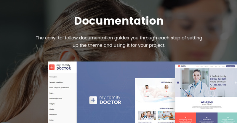Private Family Doctor WordPress Theme - Features Image 37