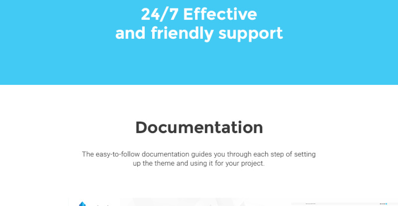 3D Printing Services WordPress Theme - Features Image 27