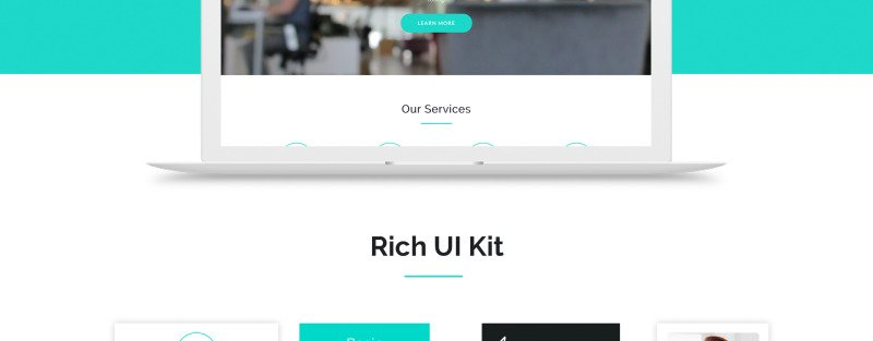 Effective - Development & Consulting Agency Website Template - Features Image 2