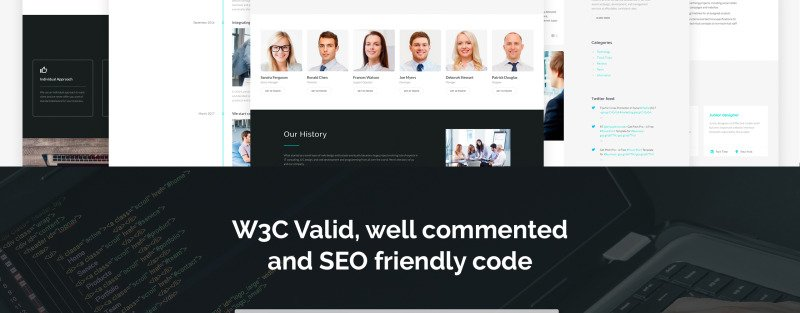 Effective - Development & Consulting Agency Website Template - Features Image 6