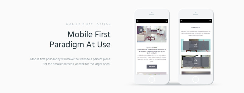 Furnicom - Furniture Store WordPress Theme - Features Image 4