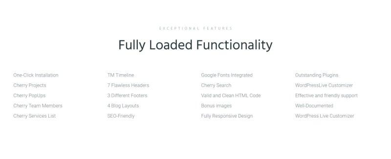 Furnicom - Furniture Store WordPress Theme - Features Image 7