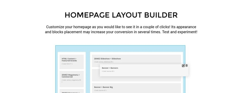 Spice Factory Responsive OpenCart Template - Features Image 3