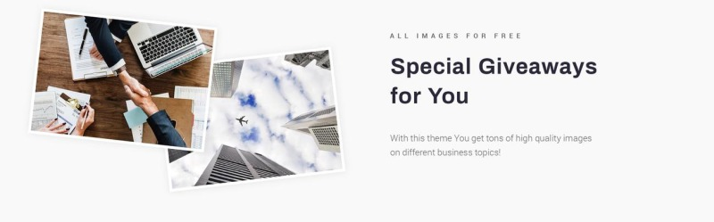 Investory - Corporate Blog WordPress Elementor Theme - Features Image 5