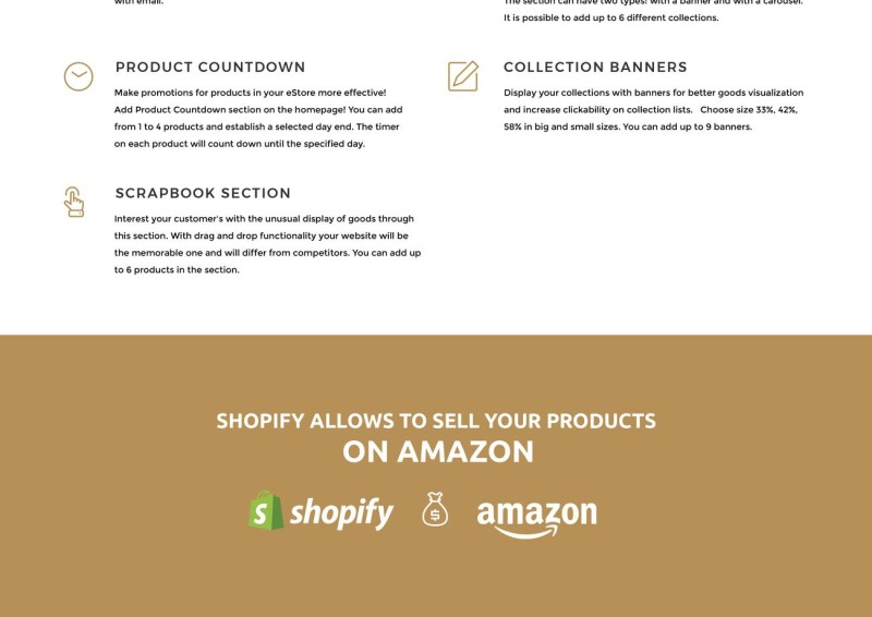 Bikentor - Extreme Motorcycle Online Store Shopify Theme - Features Image 11