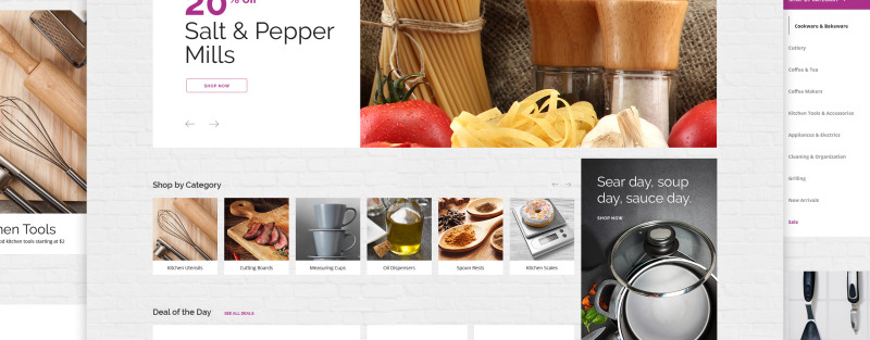 Glass and Cloth - Dishes Store PrestaShop Theme - Features Image 10