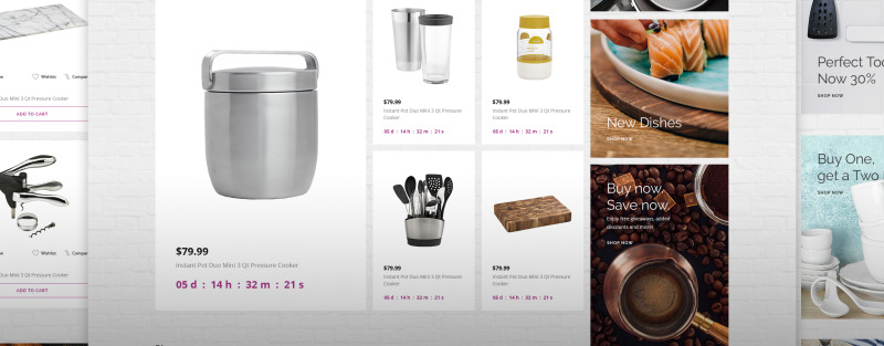 Glass and Cloth - Dishes Store PrestaShop Theme - Features Image 11