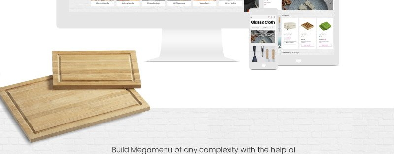 Glass and Cloth - Dishes Store PrestaShop Theme - Features Image 14