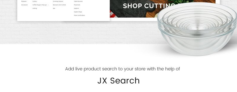 Glass and Cloth - Dishes Store PrestaShop Theme - Features Image 16