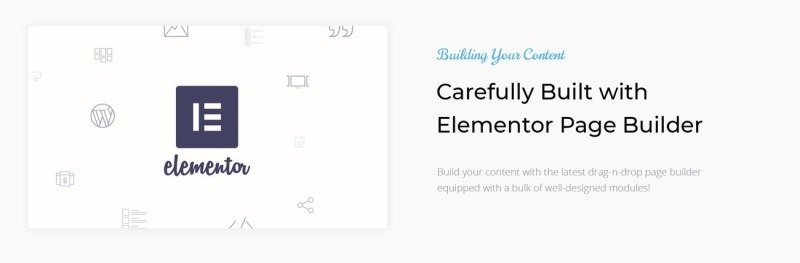 Azzury - Creative Business WordPress Elementor Theme - Features Image 3