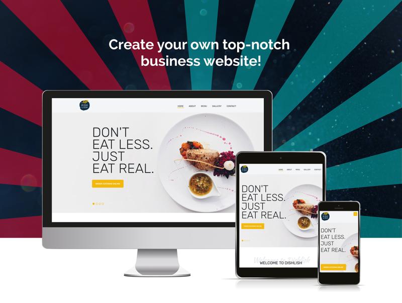 10 plantillas Wordpress para cafeterías y restaurantes 11