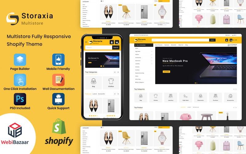 Storaxia - Multipurpose Shopify Theme