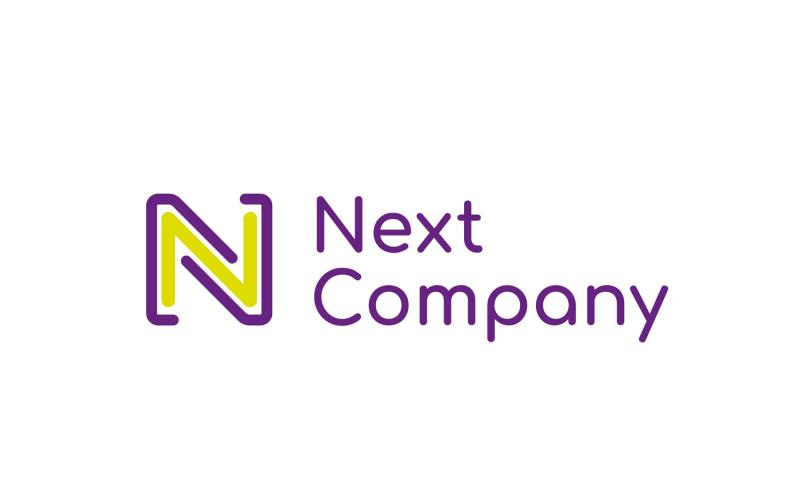 Следующий шаблон логотипа компании