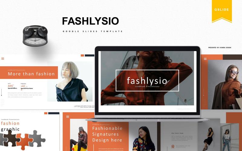 Fashlysio | Google Slides