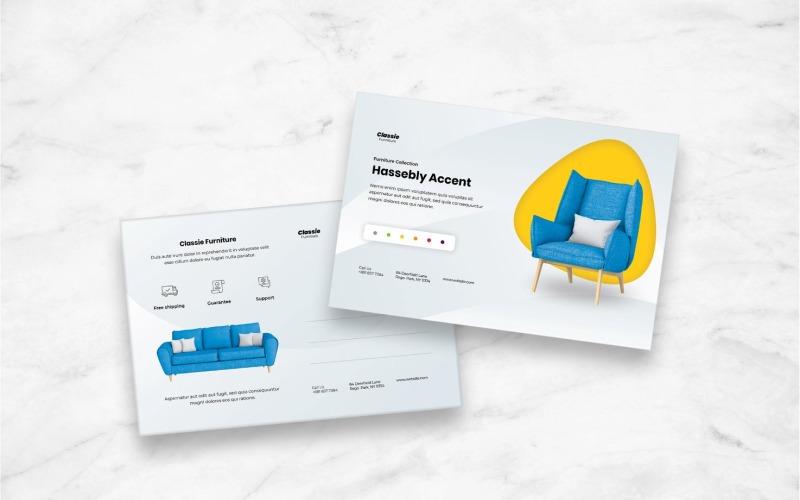 Postcard - Corporate Identity Template