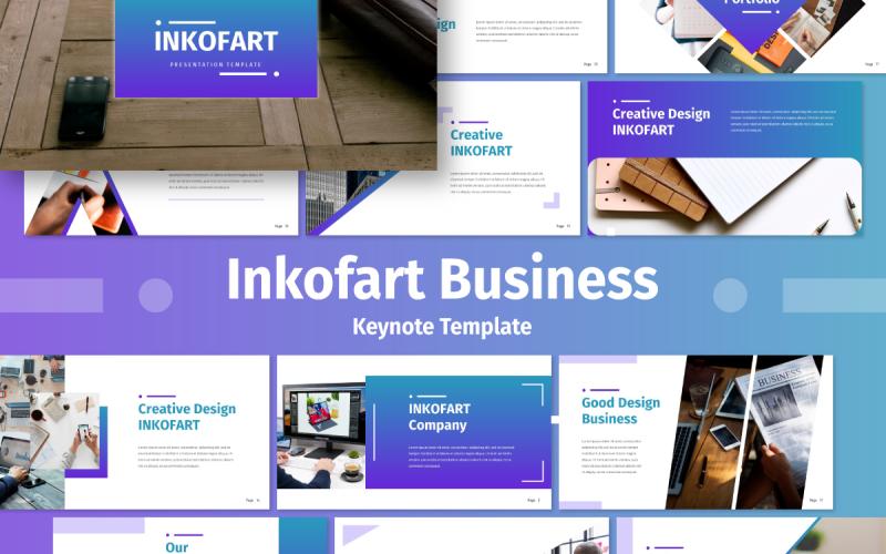 Inkofert - Business - Keynote template