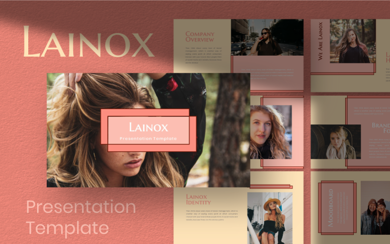 Lainox - Keynote template