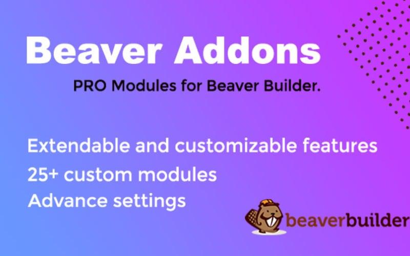 bAddons for Beaver page Builder WordPress Plugin
