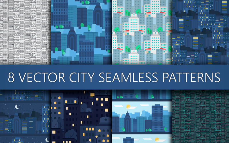 City Set Pattern