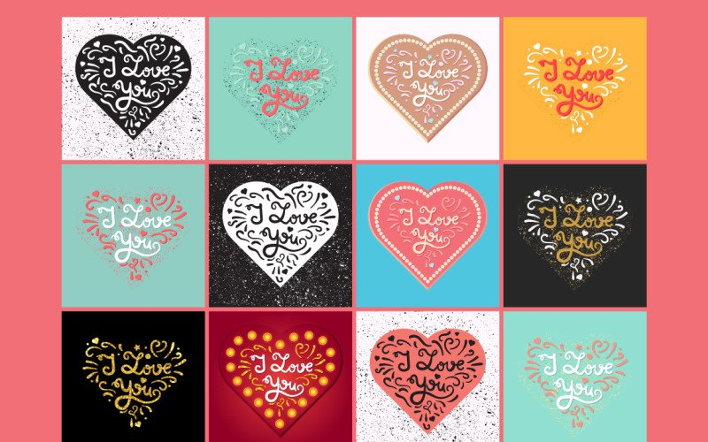 I Love You - Corporate Identity Template