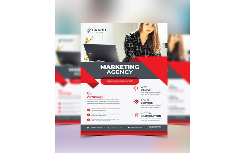 Brand - Best Business Flyer Vol_77 - Plantilla de identidad corporativa