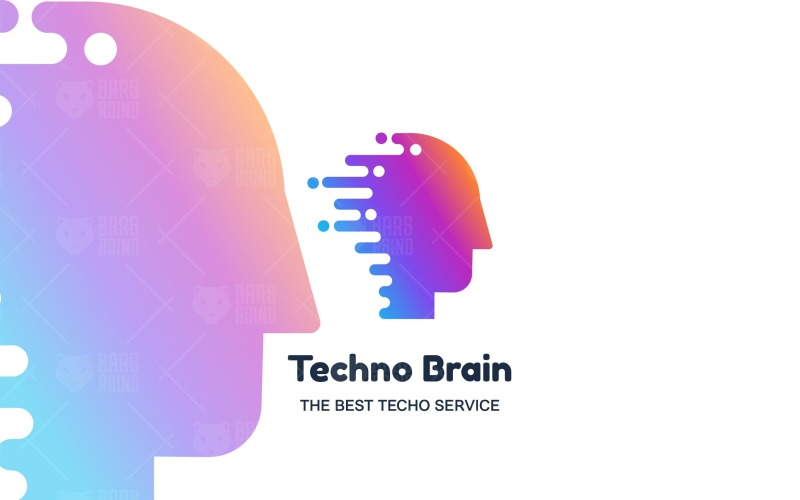 Creative Mind Logo Template