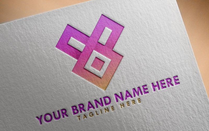 Abstract Design Logo Template