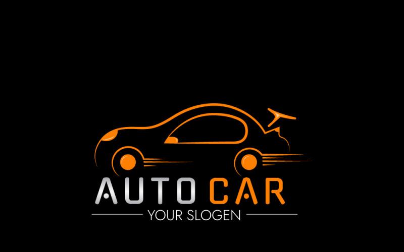 Plantilla de logotipo de automóvil