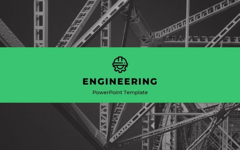 Plantilla de PowerPoint - ingeniería