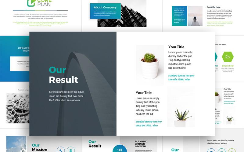 Business Plan Template Google Slides