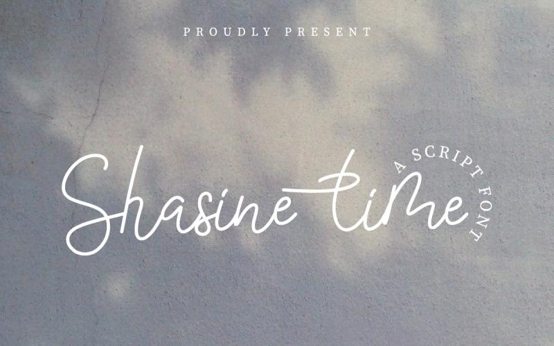 Fuente Shasine time