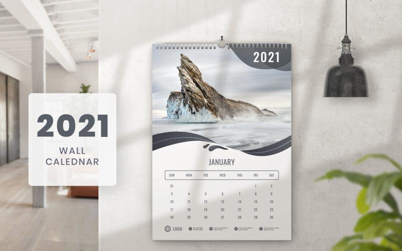 Wall Calendar 2021 Design Planner