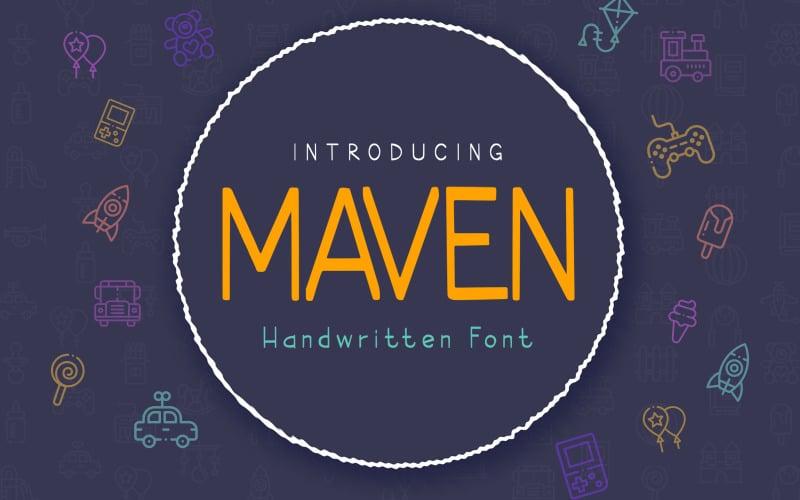 Fuente Maven