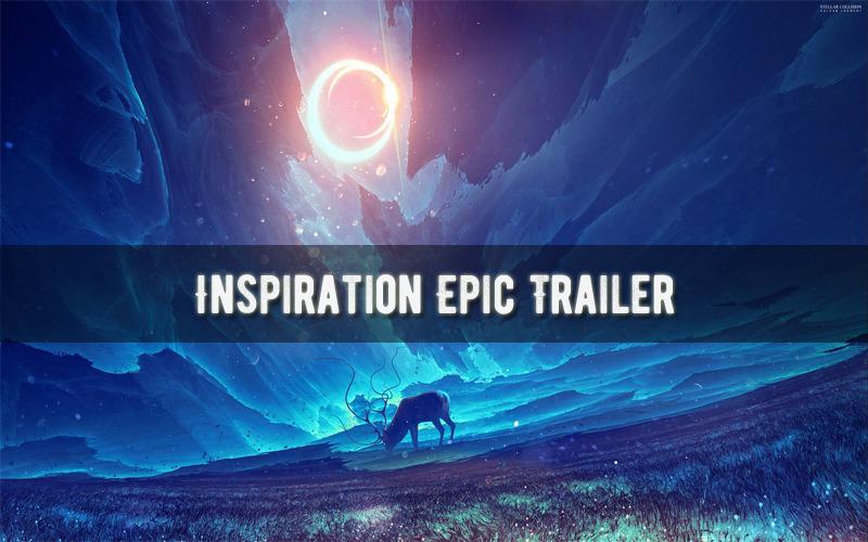 Tráiler de Inspiration Epic - Pista de audio