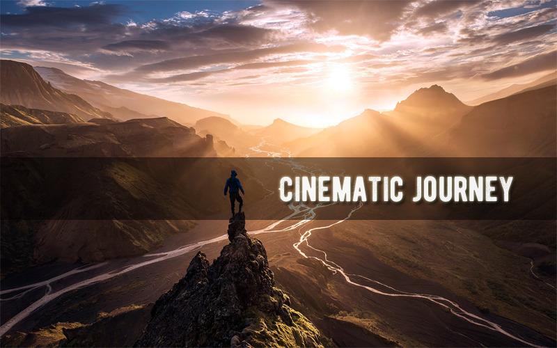 Viaje cinematográfico - Pista de audio