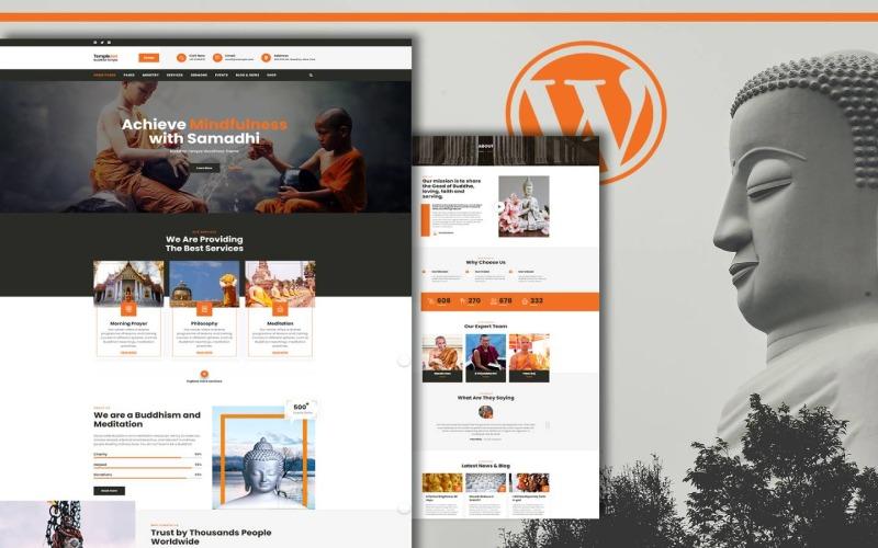 Templezen - Tempel WordPress-thema