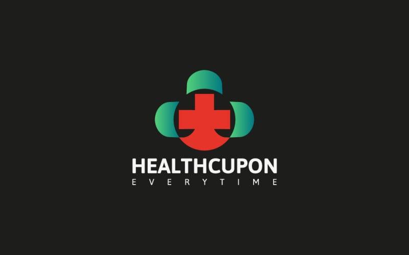 Шаблон логотипа медицинского дизайна