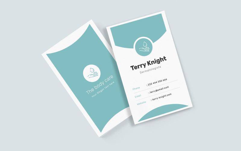 Professional Business Card v52 - шаблон фирменного стиля