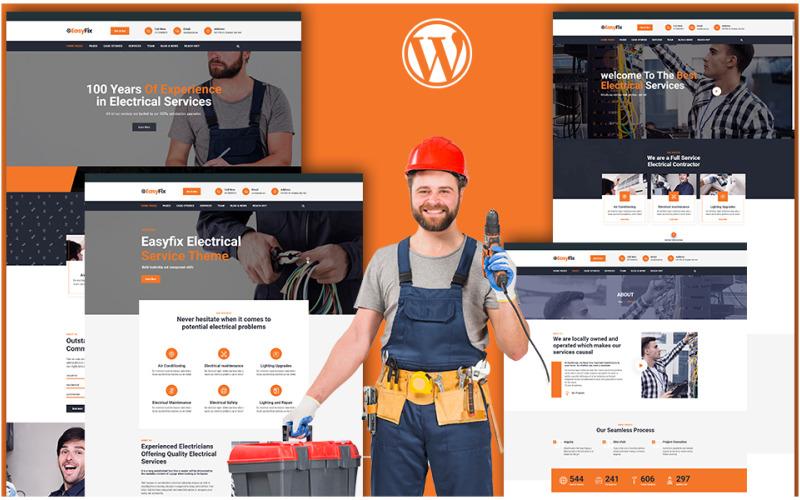 Easyfix - Multipurpose WordPress Theme